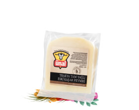 Thrace Full Fat Matured Kashar Cheese - Vacuumed